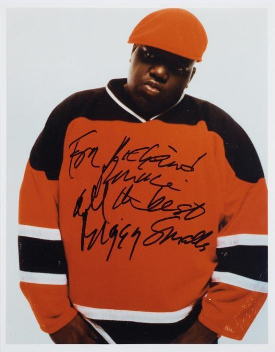 Richard Prince-Biggy Smalls (From All The Best Portfolio)-2000