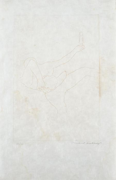 Marcel Duchamp-The Bec Auer-1968