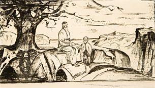 Edvard Munch-Historien II-1914