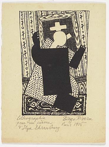Diego Rivera-Figura-1916