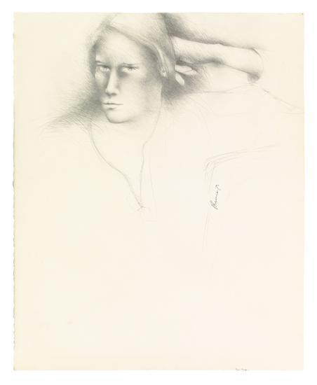 Richard Prince-Self Portrait-1973