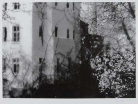 Gerhard Richter-Besetztes Haus (Squatters' House)-1990