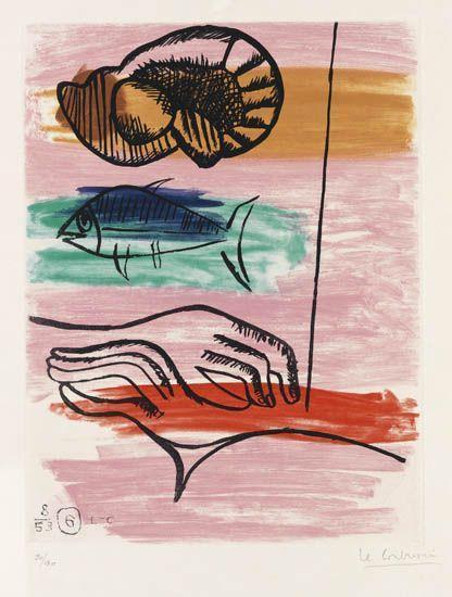 Le Corbusier-Unite VI-1953
