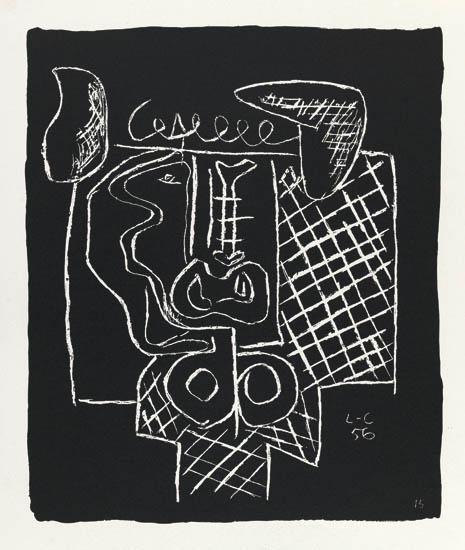 Le Corbusier-Entre-deux ou propos toujours relies-1965