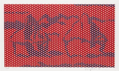 Roy Lichtenstein-Haystack #2-1969