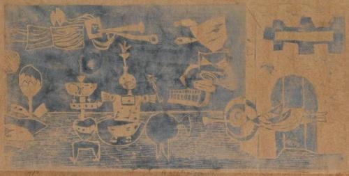 Roy Lichtenstein-To Battle-1950