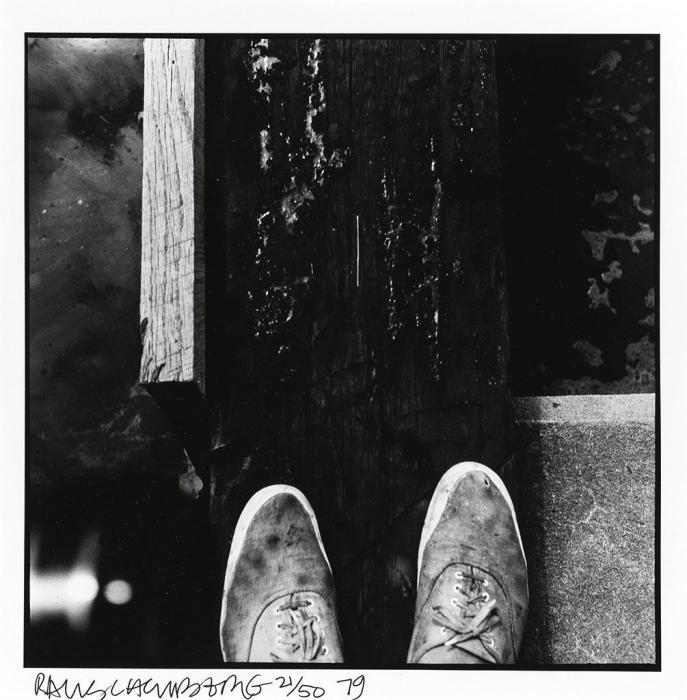 Robert Rauschenberg-Robert Rauschenberg - Rauschenberg Photographs-1979