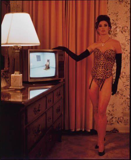 Annie Leibovitz-Demi Moore, Los Angeles-1992