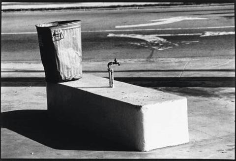 Robert Rauschenberg-Robert Rauschenberg - Untitled (Spigot And Pail)-1979