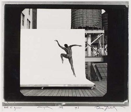 Annie Leibovitz-Bill T.Jones-1993