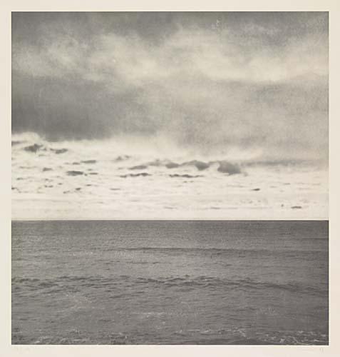 Gerhard Richter-Seestuck I (Seascape I)-1969