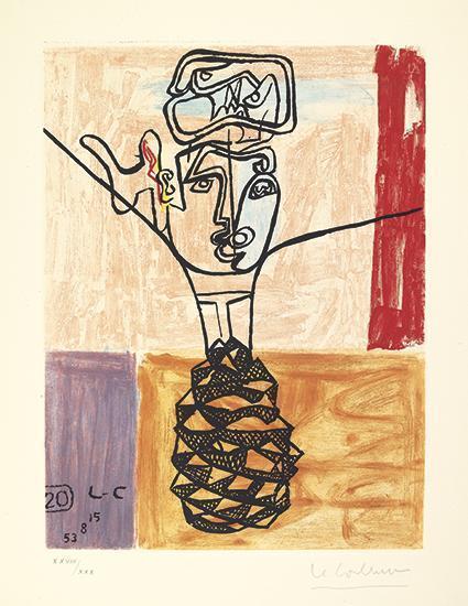 Le Corbusier-Unite #20-1953