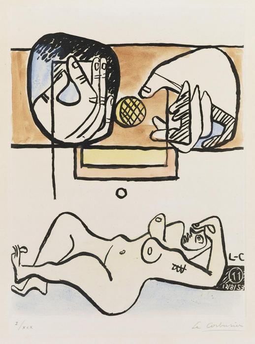 Le Corbusier-Unite XI-1953