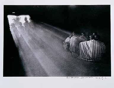 Sebastiao Salgado-Orfanato Campamento de Kikumba Zair / Soudan-1994