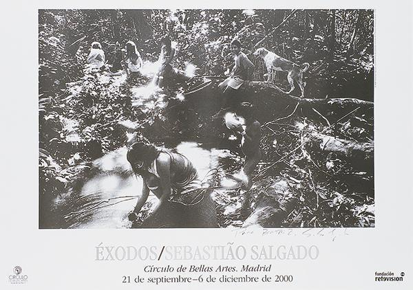Sebastiao Salgado-Exodos-2000