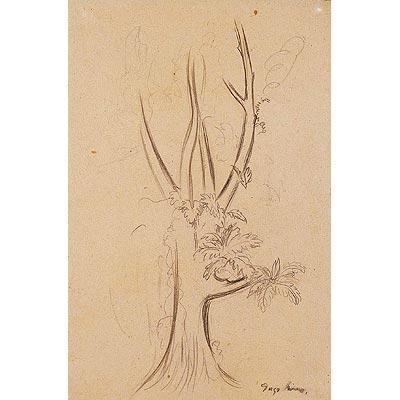 Diego Rivera-Arbol-