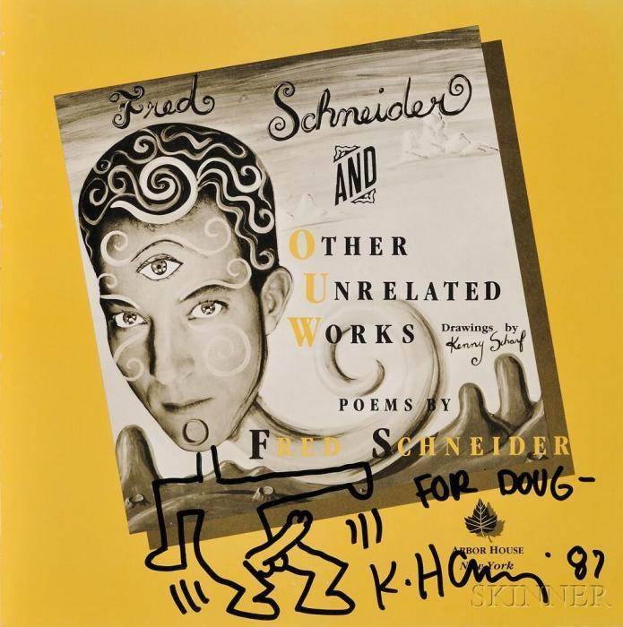 Keith Haring-Keith Haring - Figure-1987