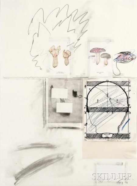 Cy Twombly-Natural History Part 1 No-1974