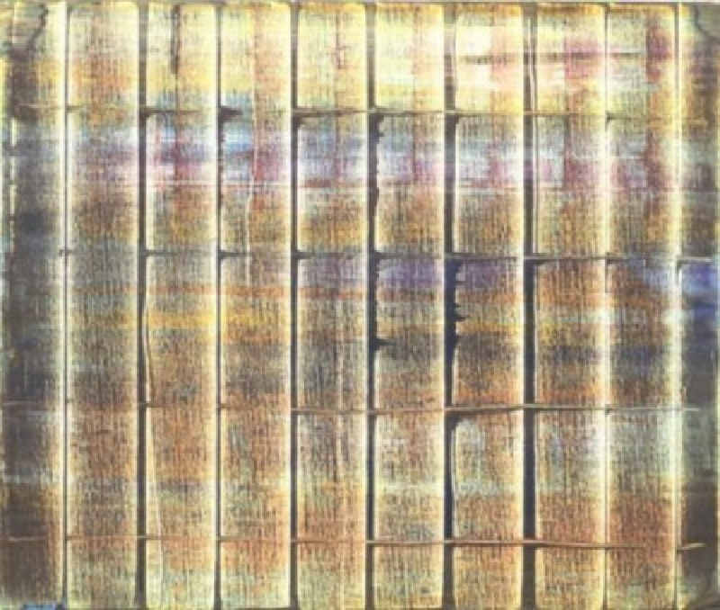 Gerhard Richter-Komposition (Composition)-1992