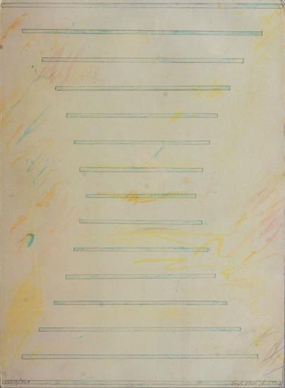 Cy Twombly-Senza titolo-1970