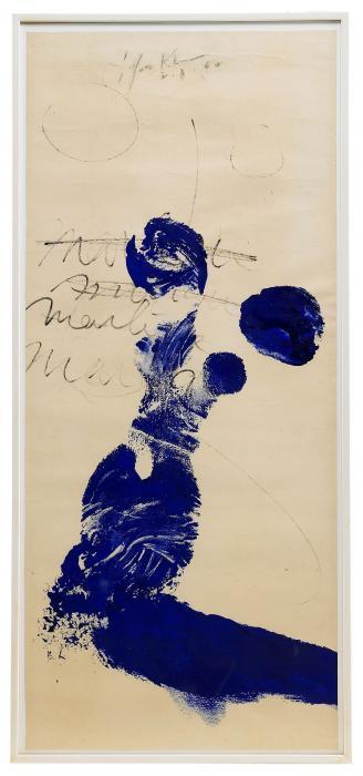 Yves Klein-Ant 21, Marlene-1960
