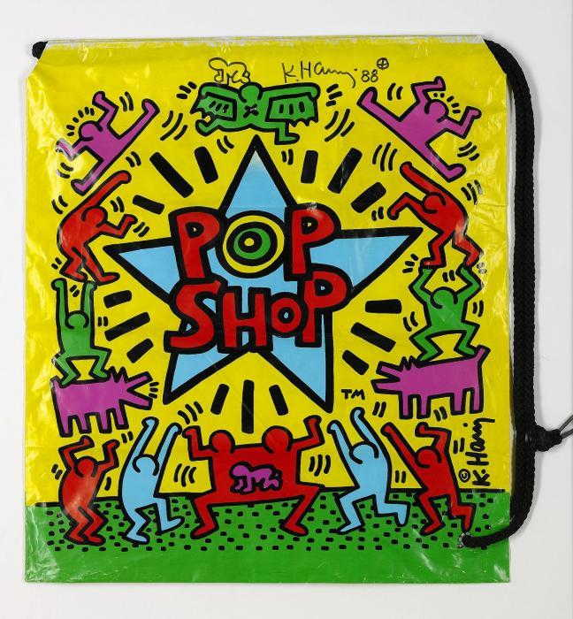 Keith Haring-Keith Haring - Pop Shop-1988