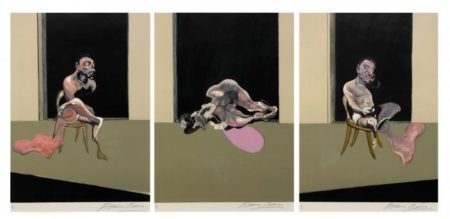 Francis Bacon-Triptych august 1972-1989