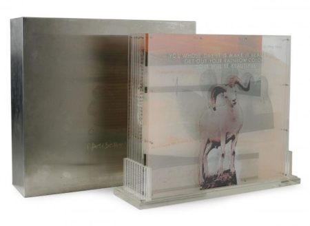 Robert Rauschenberg-Robert Rauschenberg - Opal Gospel and American Indian Poems-1971