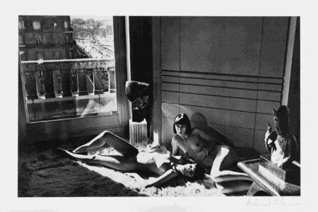 Helmut Newton-Mannequins, quai d'Orsay II, 1977-1977