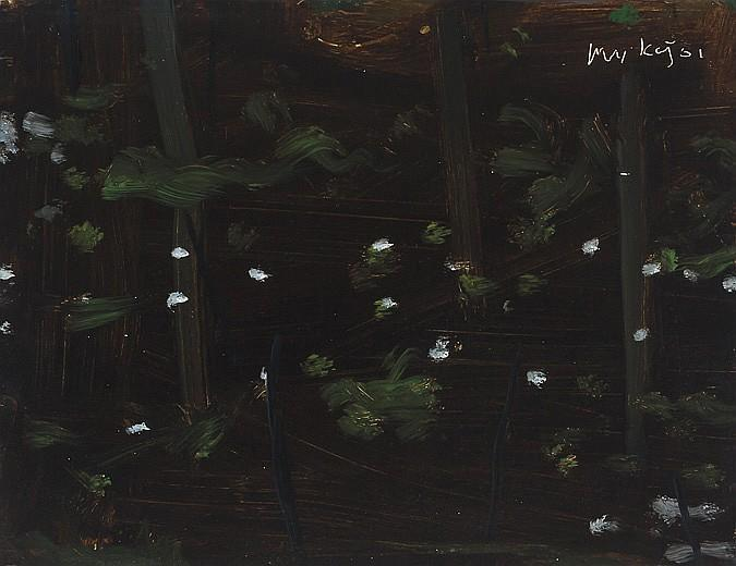 Alex Katz-Night Time Reflections-2014