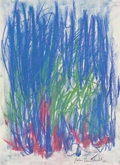 Joan Mitchell-Untitled-