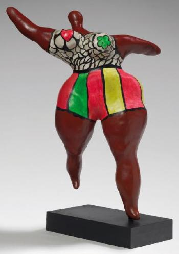 Niki de Saint Phalle-Nana-1971