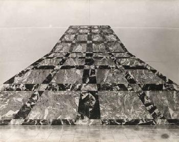 Anselm Kiefer-Foto des Bildes Parc 3-1969