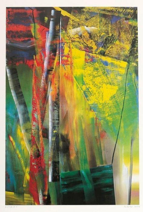 Gerhard Richter-Victoria I-2003