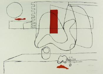 Le Corbusier-Os 2-1964