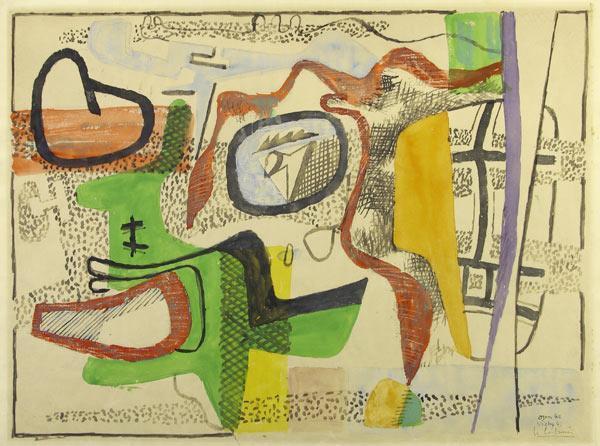 Le Corbusier-Ozon 40, Vichy 41-1941
