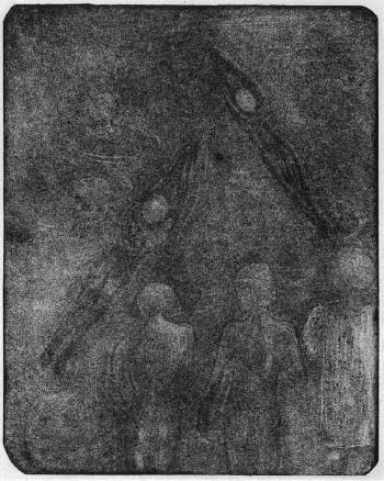 Edvard Munch-Badende Knaben (Young Boys Bathing)-1896
