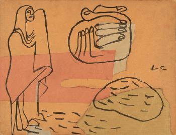 Le Corbusier-La Religieuse-1935