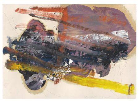 Gerhard Richter-Ohne Titel (15.11.85) / Untitled (15.11.85)-1985