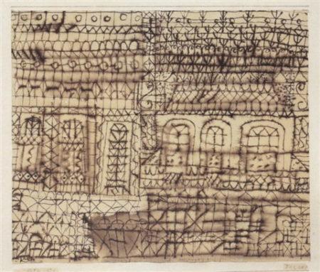 Paul Klee-Facade-1924