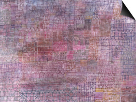 Paul Klee-Kathedrale (Cathedral)-1923
