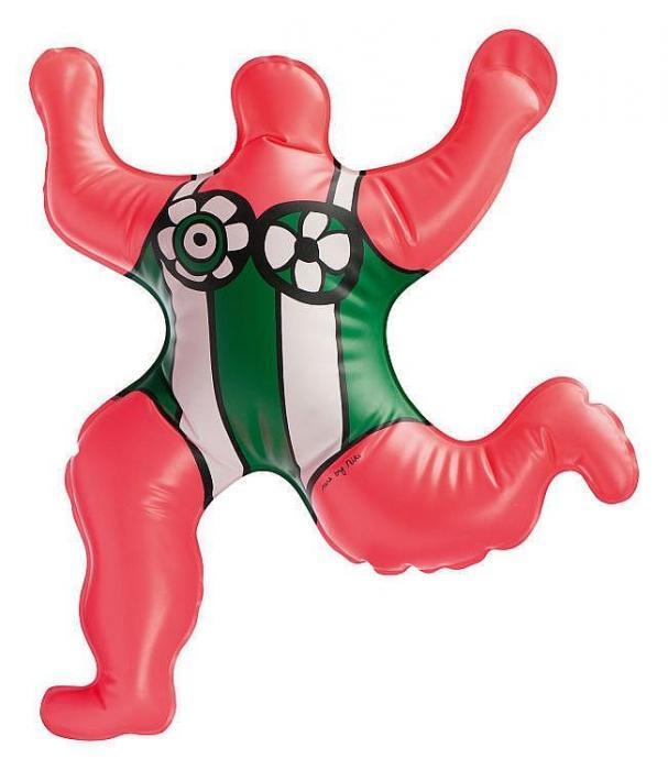 Niki de Saint Phalle-Nana ballon, (Nana by Niki), (Nana gonflable)-1968