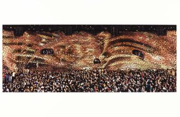 Andreas Gursky-Cocoon II.-2008