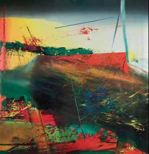 Gerhard Richter-Collection of Contemporary Art Gerhard Richter-1991