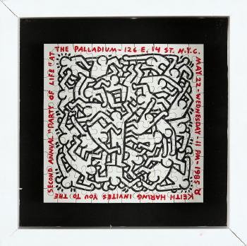 Keith Haring-Keith Haring - Puzzle-