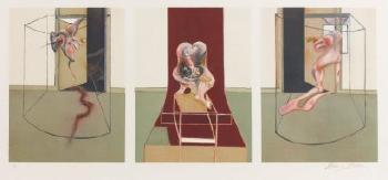 Francis Bacon-Orestia of Aeschylus-1981
