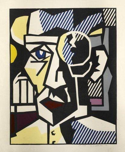 Roy Lichtenstein-Dr Waldmann-1980