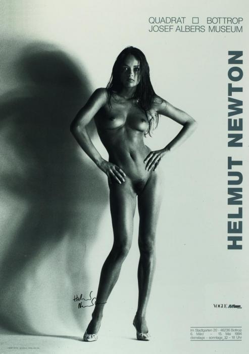 Helmut Newton-Joseph Albers Museum (1994)-1994