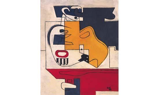 Le Corbusier-Nature morte-1959
