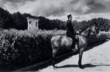 Helmut Newton-Le cadre noir de saumur-